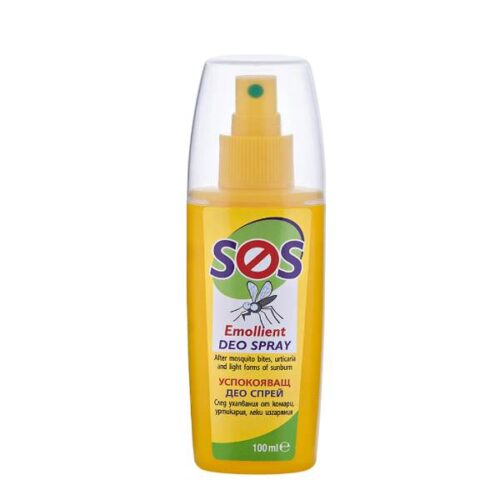 Soothing Deo Mosquito Protection x100ml