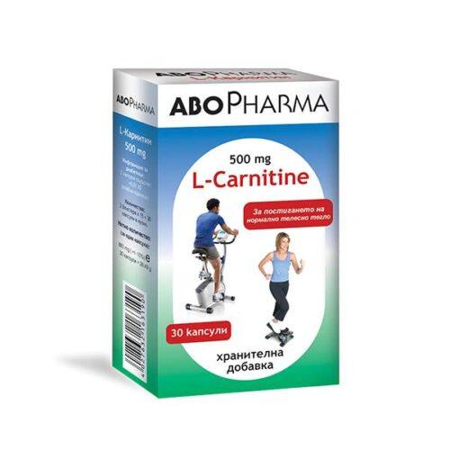 Abopharma - L-Carnitine x30caps