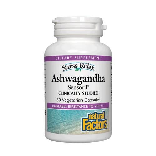Stress-Relax Ashwagandha Sensoril 250 mg х60caps