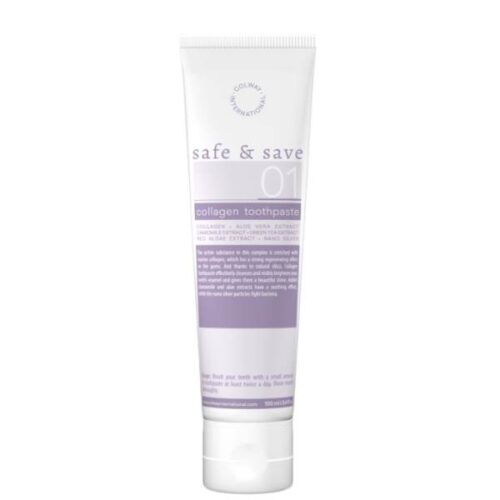 Toothpaste with collagen x100ml