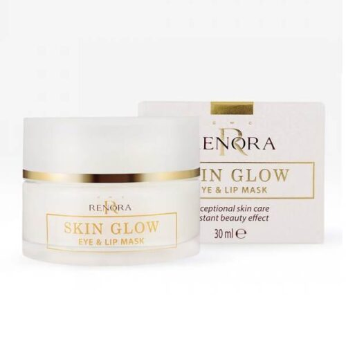 Innovative face mask for eyes and lips x30ml
