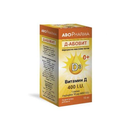 D-ABOVIT - drops x15ml