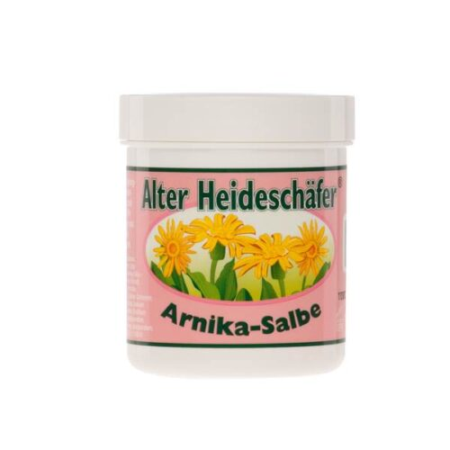 ASAM Herbal ointment with ARNICA extract x100 ml.