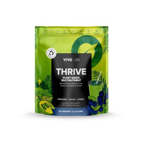 Thrive: Blueberry and Lukuma 112g