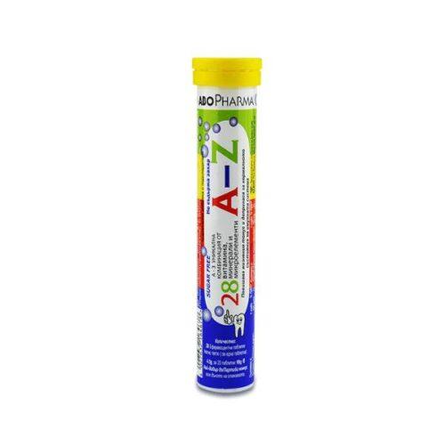 A - Z Vitamins & Minerals x28 vitamins