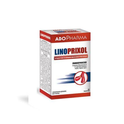 Linoprixol x30tabs