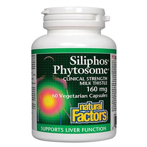 Siliphos Phytosome 160mg x60caps