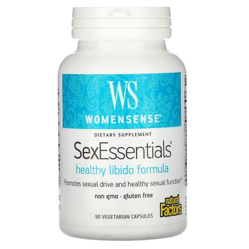 Sex Essentials WomenSense x90caps