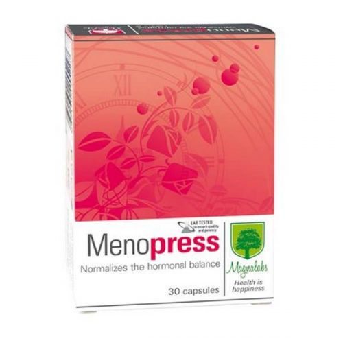Menopress For normal hormonal balance x30 capsules
