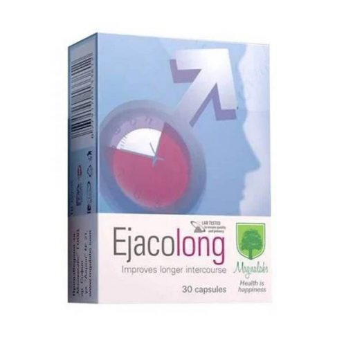 Ejacolong For increased libido and endurance x30 capsules