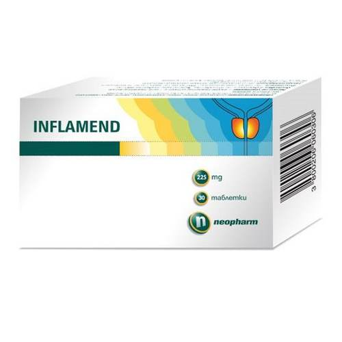 Neopharm - Inflamend x30 tablets