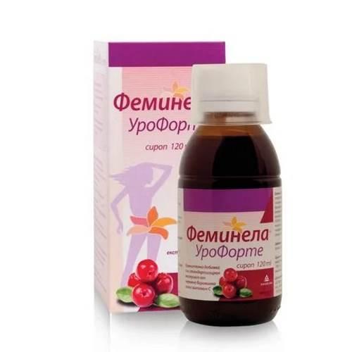 Feminella UroForte With Cranberry Extract x120 ml
