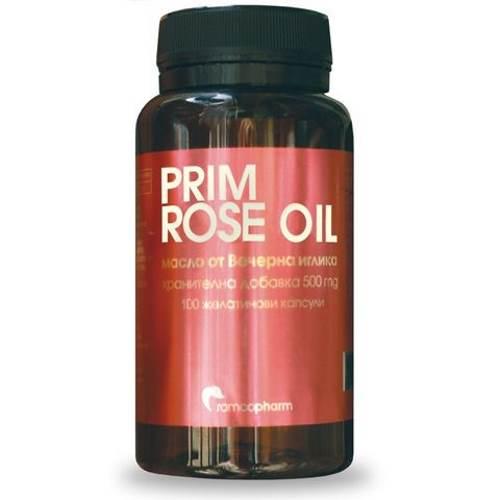 Evening Primrose Oil 500mg x100caps