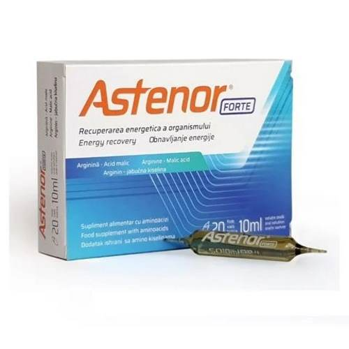 Astenor Forte 10 ml x20 ampoules