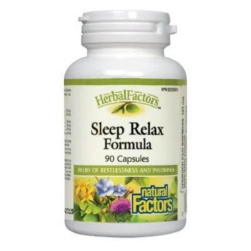 Sleep Relax Formula x90caps
