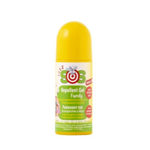 Repellent Gel for Adults and Children Mosquito Protection x100g