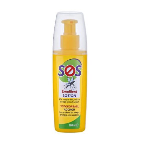 Soothing Lotion Mosquito Protection x100ml