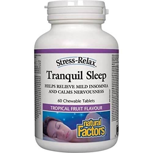 Stress-Relax Tranquil Sleep х 60tabs