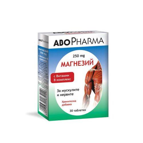 Magnesium x250 mg