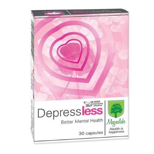 Depressless Caps x30