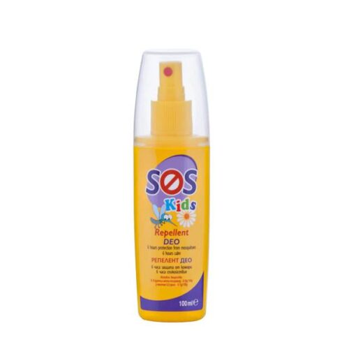 Repellent Deo Mosquito protection x100ml