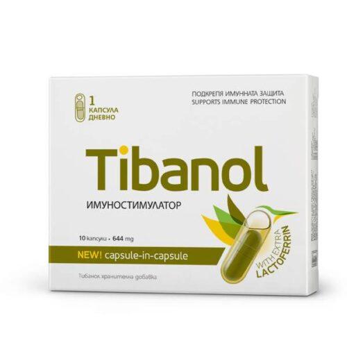 Tibanol x10caps