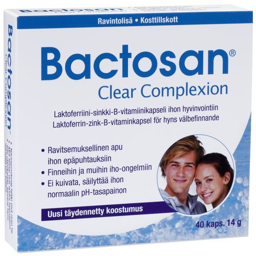 Bactosan-40-caps