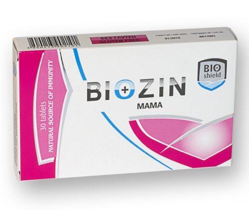Biozin Mama / Mom in pregnancy and breastfeeding 30 tablets
