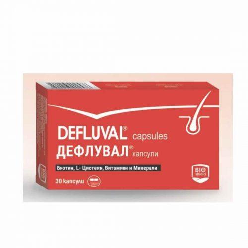 Defluval 30 capsules