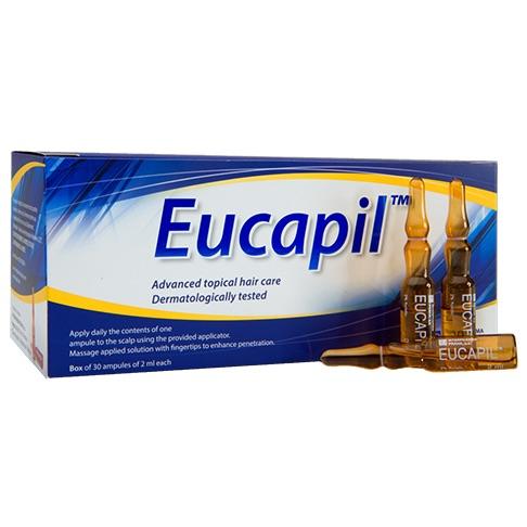 Eucapil 30 Hair loss ampoules