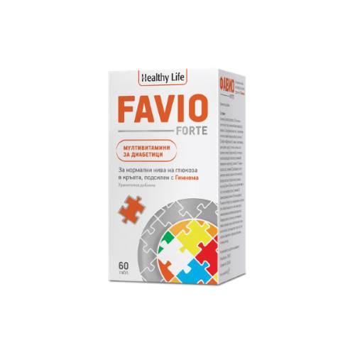 Favio Forte - For Diabetes And Pre-Diabetic Patients x60