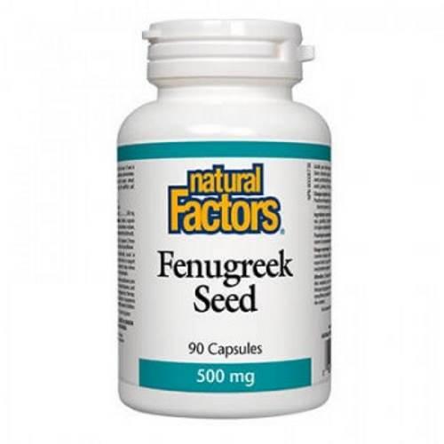 Fenugreek Seed 500 mg х 90caps