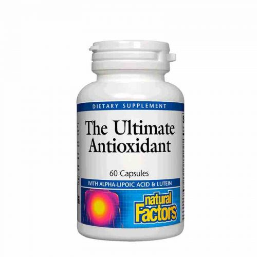 The Ultimate Antioxidant with Alpa-Lipoic Acid and Lutein