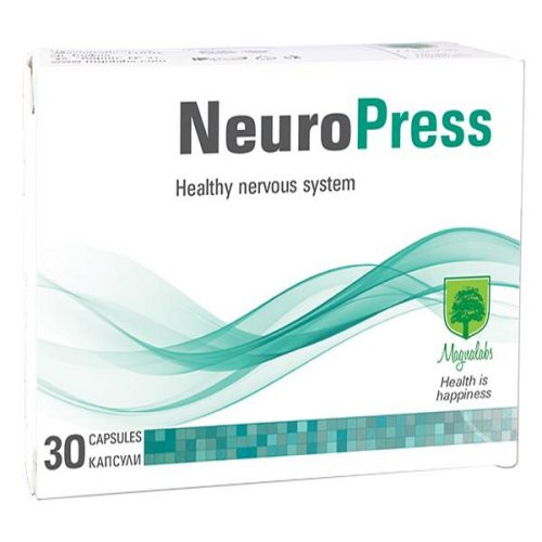 REVITANERV FOR STRESS AND TENSION X30 CAPSULES