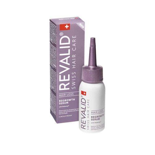 Revalid Regrowth Repairing and revitalizing hair serum
