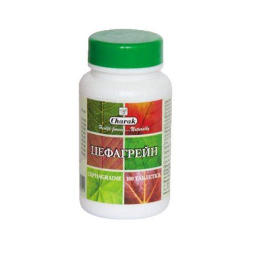 Cefagrain For sinusitis and migraine x100tabs