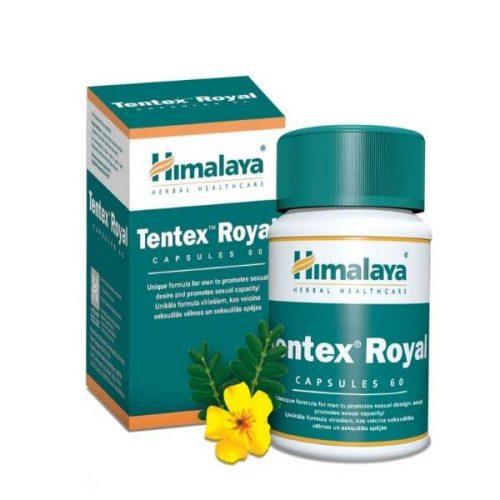 Tentex Royal - non-hormonal sexual stimulant for men x60caps