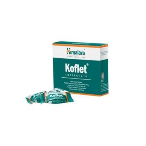 Koflet - When coughing x10