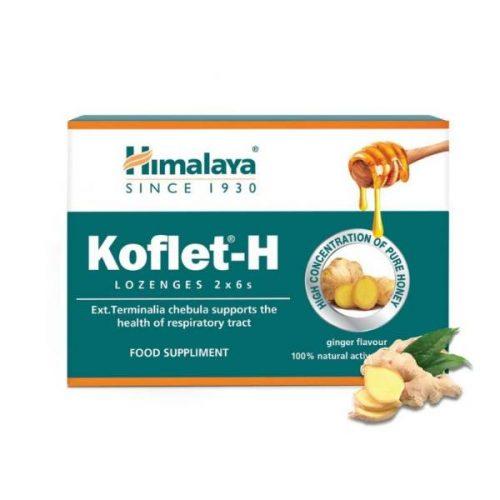 Koflet Bee honey for a healthy throat x12