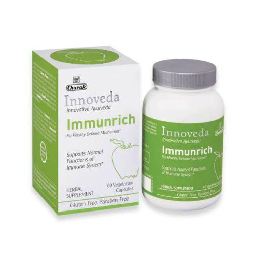 Immunrich Helps maintain a good immune system x60caps