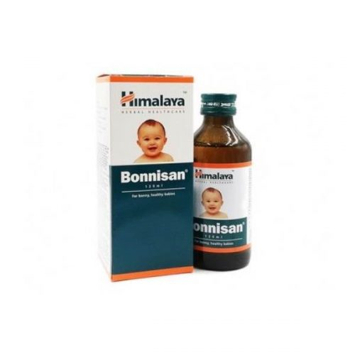 Bonnisan Syrup for good digestion in newborns and babies x120ml