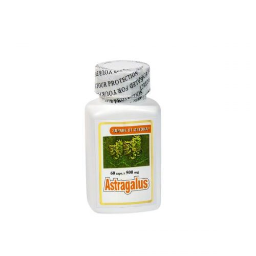 ASTRAGAL 500 mg x60caps
