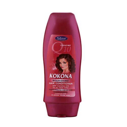 KOKONA Q10 Nourishing hair conditioner x200ml