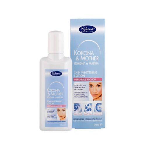 KOKONA & MOTHER Whitening lotion x120ml