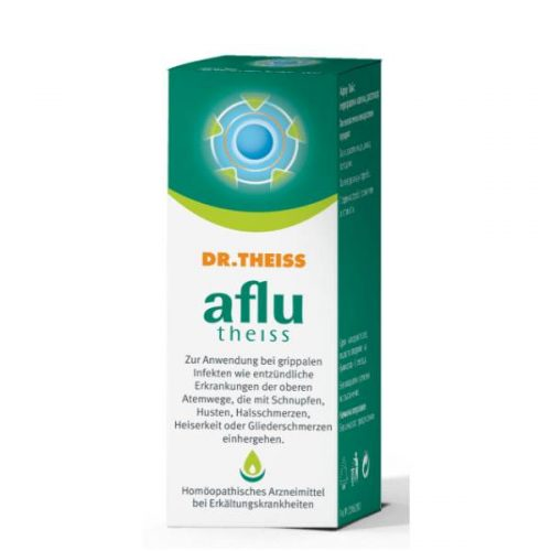 Aflu Theiss Oral drops solution for colds x50 ml