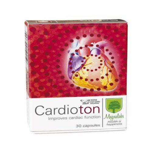 Cardioton For a stable heart rhythm x30 capsules