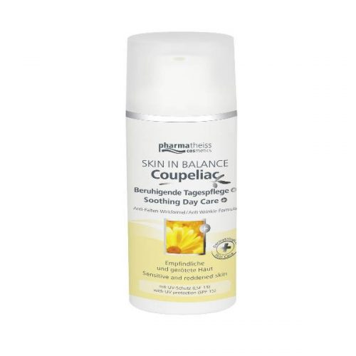 COUPELIAC SOOTHING DAY CARE SPF 15 x50ml
