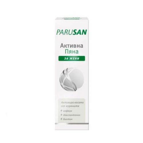 Active foam for women against hair loss x100 ml