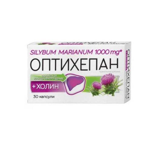 Optihepan formula for liver health x30 capsules