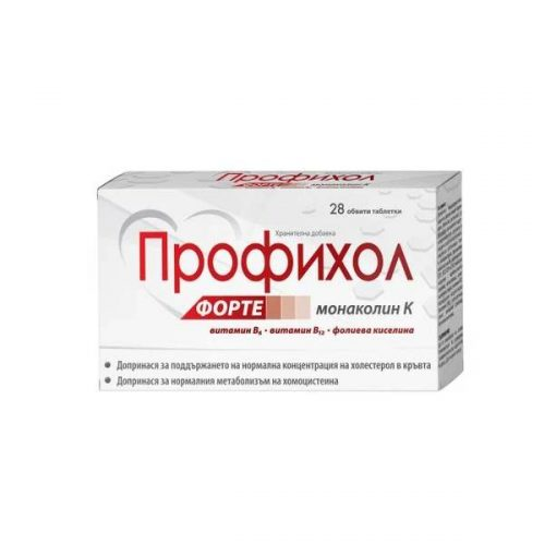 Profichol forte to maintain normal cholesterol x28 tablets